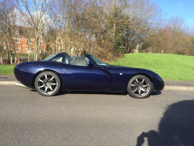 Tvr Tuscan Reliabilityed 2006 Tvr Tuscan Speed 6 All Models For